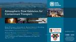 Atmospheric Flow Validation for Contaminant Transport